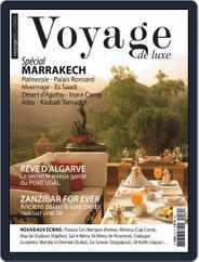 Voyage de Luxe (Digital) Subscription April 1st, 2019 Issue