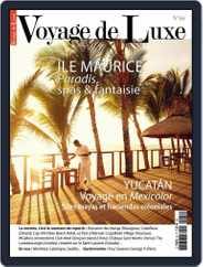 Voyage de Luxe (Digital) Subscription October 22nd, 2015 Issue