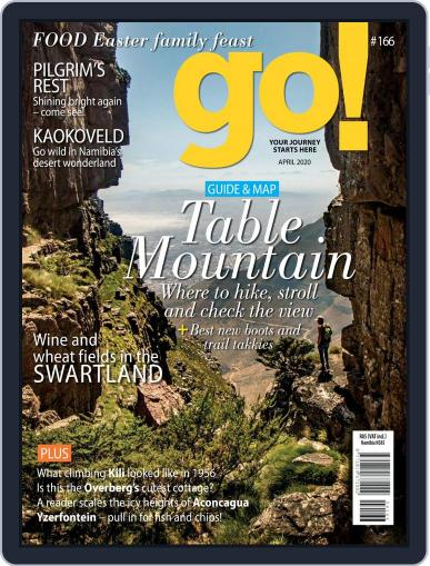 go! (Digital) April 1st, 2020 Issue Cover