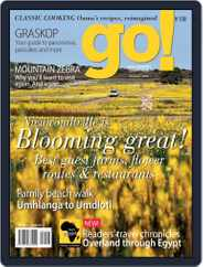 go! (Digital) Subscription August 1st, 2019 Issue