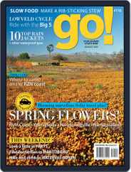 go! (Digital) Subscription August 1st, 2015 Issue