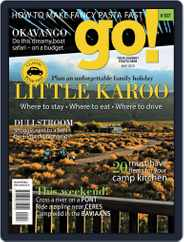go! (Digital) Subscription May 1st, 2015 Issue