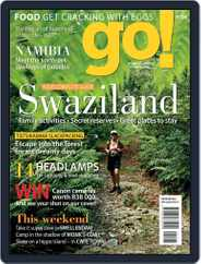 go! (Digital) Subscription April 1st, 2015 Issue