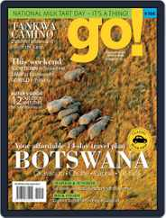 go! (Digital) Subscription February 1st, 2015 Issue