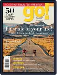 go! (Digital) Subscription December 1st, 2014 Issue