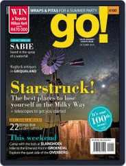 go! (Digital) Subscription September 30th, 2014 Issue