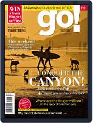 go! (Digital) Subscription August 31st, 2014 Issue