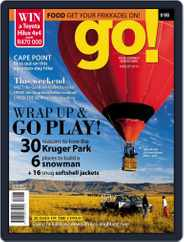 go! (Digital) Subscription July 31st, 2014 Issue