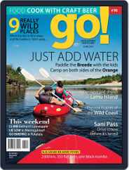 go! (Digital) Subscription May 15th, 2014 Issue