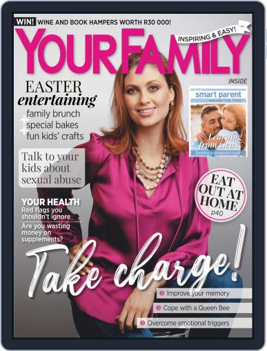 Your Family April 1st, 2020 Digital Back Issue Cover