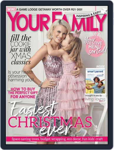 Your Family (Digital) December 1st, 2019 Issue Cover