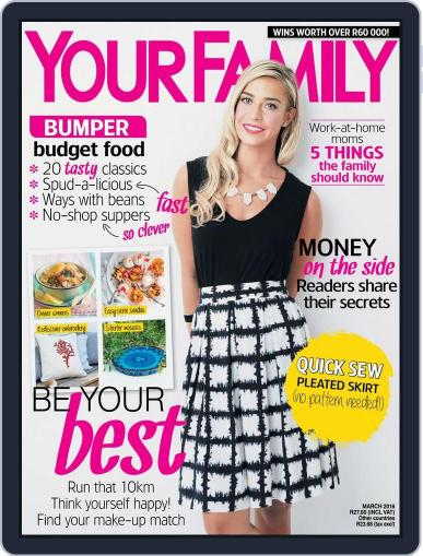 Your Family (Digital) February 15th, 2016 Issue Cover