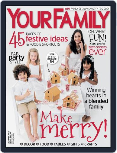 Your Family (Digital) November 9th, 2015 Issue Cover