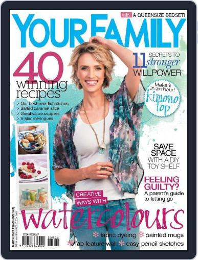 Your Family (Digital) February 28th, 2015 Issue Cover