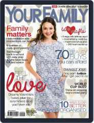 Your Family (Digital) Subscription January 31st, 2015 Issue