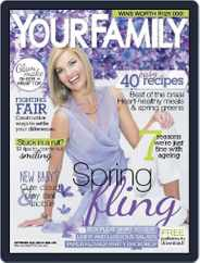 Your Family (Digital) Subscription August 31st, 2014 Issue