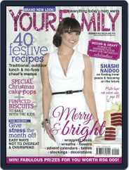Your Family (Digital) Subscription November 11th, 2012 Issue