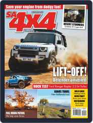 SA4x4 (Digital) Subscription October 1st, 2019 Issue