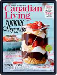 Canadian Living (Digital) Subscription June 1st, 2020 Issue