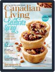 Canadian Living (Digital) Subscription April 1st, 2020 Issue