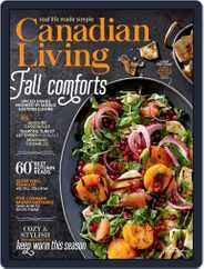 Canadian Living (Digital) Subscription November 1st, 2019 Issue