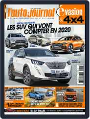 L'Auto-Journal 4x4 (Digital) Subscription April 1st, 2020 Issue