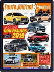L'Auto-Journal 4x4 (Digital) Subscription January 1st, 2019 Issue
