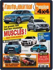 L'Auto-Journal 4x4 (Digital) Subscription October 1st, 2018 Issue