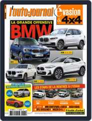 L'Auto-Journal 4x4 (Digital) Subscription June 1st, 2017 Issue