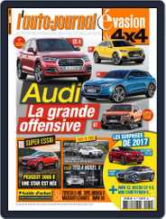 L'Auto-Journal 4x4 (Digital) Subscription January 1st, 2017 Issue