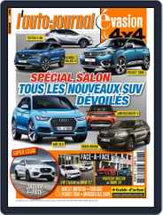 L'Auto-Journal 4x4 (Digital) Subscription September 1st, 2016 Issue