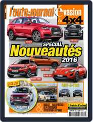 L'Auto-Journal 4x4 (Digital) Subscription March 10th, 2016 Issue