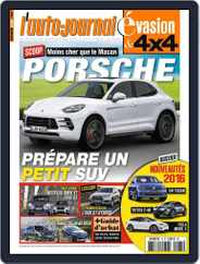 L'Auto-Journal 4x4 (Digital) Subscription December 17th, 2015 Issue