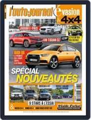 L'Auto-Journal 4x4 (Digital) Subscription September 15th, 2015 Issue