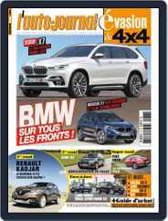 L'Auto-Journal 4x4 (Digital) Subscription June 17th, 2015 Issue