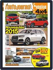 L'Auto-Journal 4x4 (Digital) Subscription March 11th, 2015 Issue
