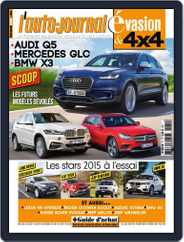 L'Auto-Journal 4x4 (Digital) Subscription December 18th, 2014 Issue