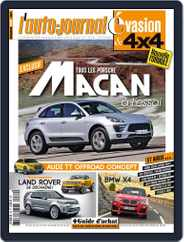 L'Auto-Journal 4x4 (Digital) Subscription June 18th, 2014 Issue