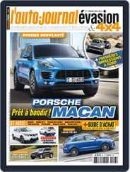 L'Auto-Journal 4x4 (Digital) Subscription December 11th, 2013 Issue