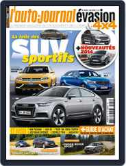 L'Auto-Journal 4x4 (Digital) Subscription September 18th, 2013 Issue