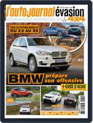 L'Auto-Journal 4x4 (Digital) Subscription July 3rd, 2013 Issue