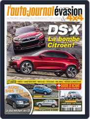 L'Auto-Journal 4x4 (Digital) Subscription May 1st, 2013 Issue