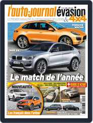 L'Auto-Journal 4x4 (Digital) Subscription March 12th, 2013 Issue