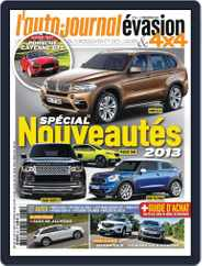L'Auto-Journal 4x4 (Digital) Subscription September 24th, 2012 Issue
