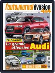 L'Auto-Journal 4x4 (Digital) Subscription June 13th, 2012 Issue
