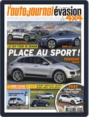 L'Auto-Journal 4x4 (Digital) Subscription May 21st, 2012 Issue