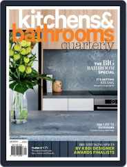 Kitchens & Bathrooms Quarterly (Digital) Subscription September 1st, 2019 Issue