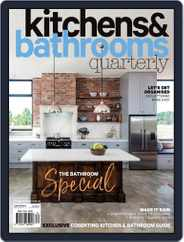 Kitchens & Bathrooms Quarterly (Digital) Subscription September 1st, 2018 Issue