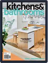 Kitchens & Bathrooms Quarterly (Digital) Subscription March 1st, 2018 Issue