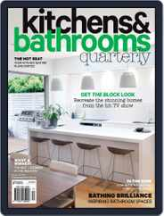 Kitchens & Bathrooms Quarterly (Digital) Subscription December 1st, 2017 Issue